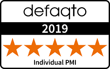 Defaqto 2019 Five Star Award