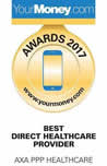 YourMoney.com Awards 2017 Best Healthcare Provider Award